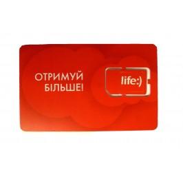 Украина - Лайф (Life, Lifecell)